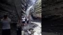 Водопад Слёзы Лауры Сочи Макопсе