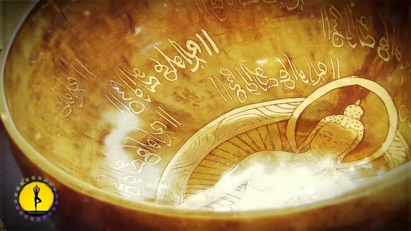 Tibetan Singing Bowls - Body Damage Care - heal damaged organs - Deep Meditation