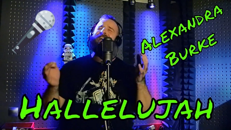 Alexandra Burke Hallelujah Vocal Cover