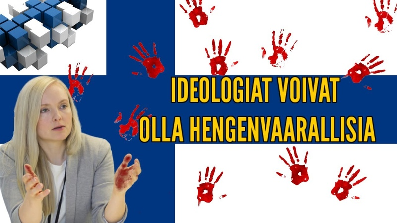 Ideologiat voivat olla hengenvaarallisia BlokkiMedia 28.1.2020