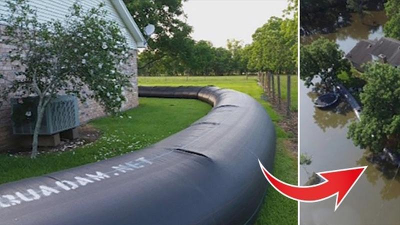 Соседи смеялись над ним что он построил вокруг своего дома но потом пожалели что не сделали это…