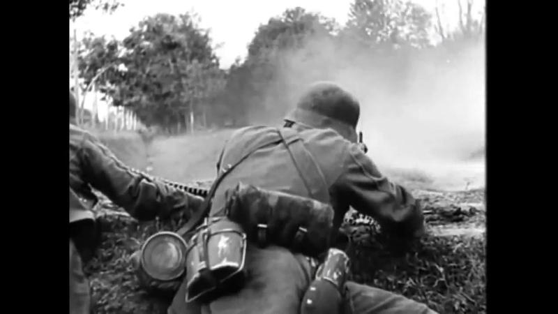 Tief im Feindesland - Rare Wehrmacht Montage