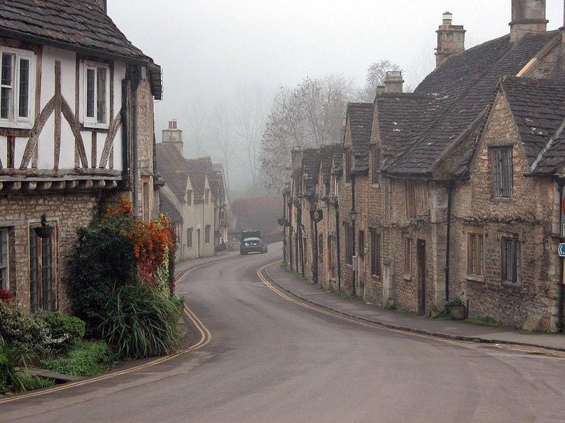 Касл Ком - самая красивая деревня в Англии!, изображение №2