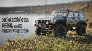 Axial scx10 ii / Cheroke XJ / Off Road Adventures