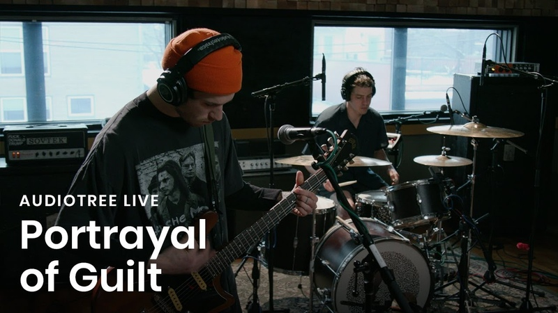 Portrayal of guilt on Audiotree Live (Full Session)