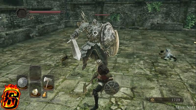 Dark Souls 2-Попадаем в 2 ловушки и встречаемся с Преследователем. » Freewka.com - Смотреть онлайн в хорощем качестве