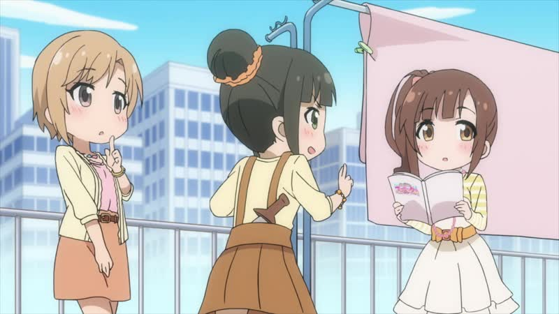 [HorribleSubs] THE iDOLM@STER CINDERELLA GIRLS Theater (TV) - 40