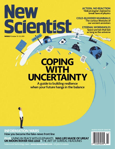 New Scientist - 10.19.2019