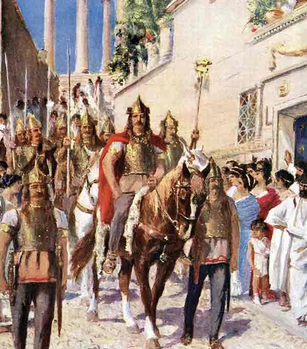 Вестготы в Испании
