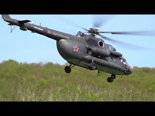 Тренировки летчиков ТОФ по аварийному покиданию самолетов