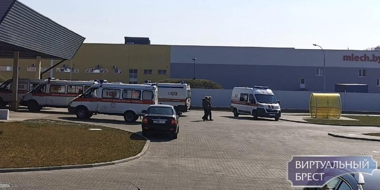 Служба скорой помощи работает в обычном режиме - Минздрав