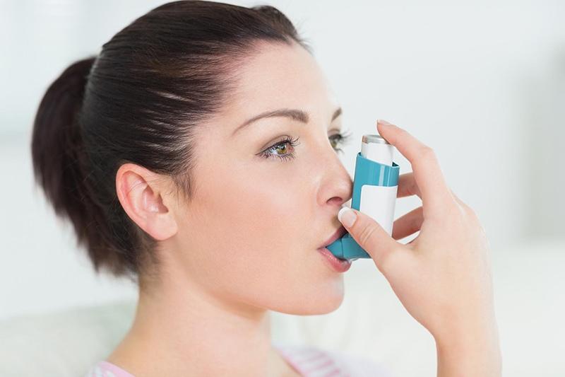 Первые симптомы бронхиальной астмы