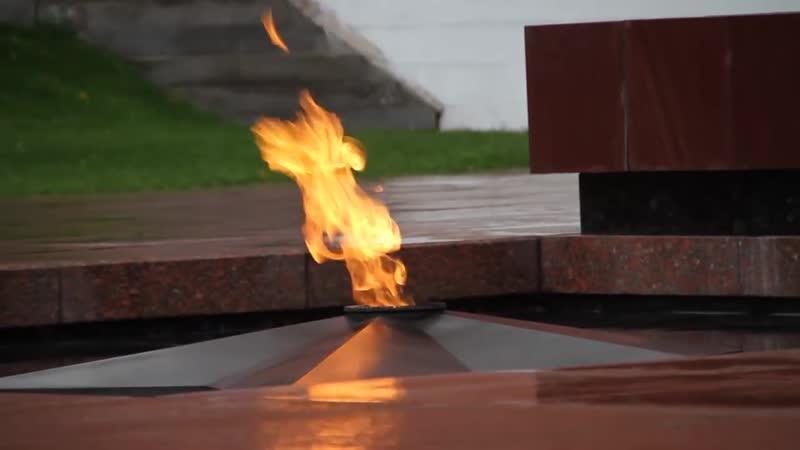 Вечный огонь. Александровский сад, Москва