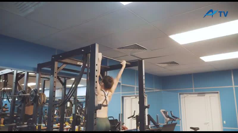Тренировки с Кристиной Перепелицыной