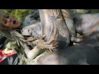 Anuskatzz - Heavily Tattooed Outdoor Sex [Alt. Girl, Horror, Underground Porn, Anal, BDSM, Fetish,FemDom,Tattoo, Piercing,Teens]