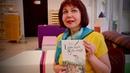 «Голубая бусинка» видеорекомендация главного библиотекаря Центра детского чтения Натальи Гарбар