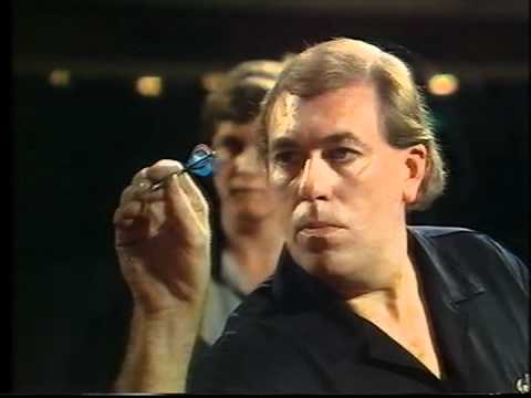 First ever 9 Dart Finish on TV 13 Oct 1984