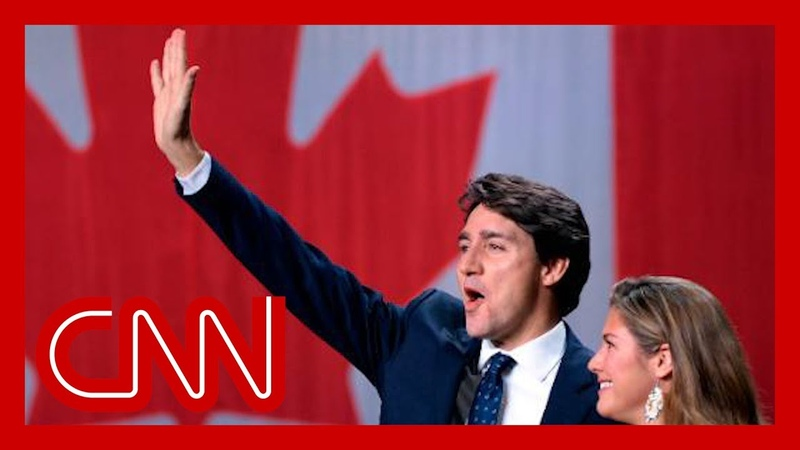 Trudeau s Liberal Party wins Canada s general election