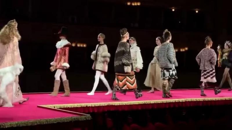Dolce Gabbana Alta Gioielleria Milan December 2019 Teatro Alla Scala Travel Log