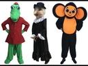 👍 Ростовые куклы костюмы «Крокодил Гена и его друзья» — Магазин GrandStart ❤️