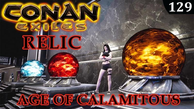 Conan Exiles RELIC Age Of Calamitous