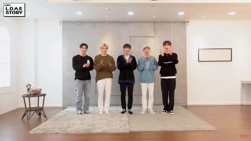 рус саб NU'EST Love Story ep 19 часть 1 RUS SUB