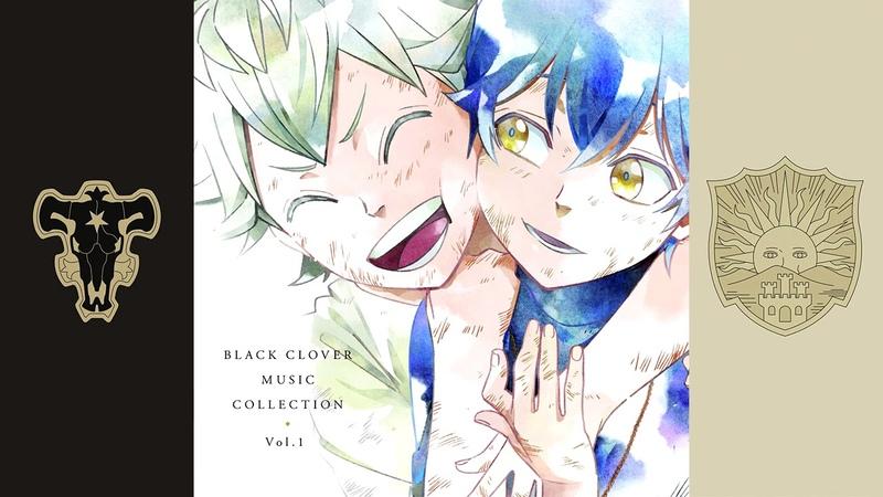 Sakusen Black Clover OST Music Collection Vol 1 16