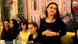 Школа лезгинки.2-х летие Lezginka-Dance Moscow 2015г.