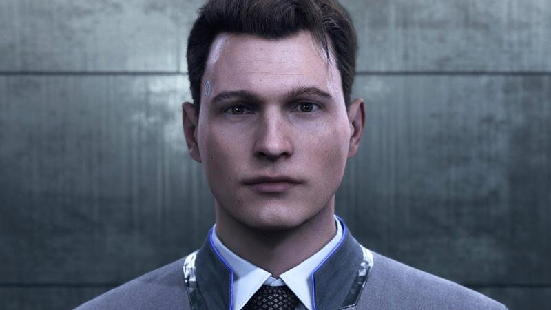 Я - Андроид Detroit: Become Human 1