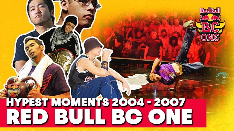 Hypest Moments from Red Bull BC One 2004 - 2007 | Highlights