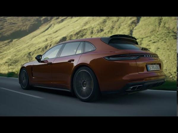 Porsche Panamera Turbo S Sport Turismo and Panamera 4S E-Hybrid