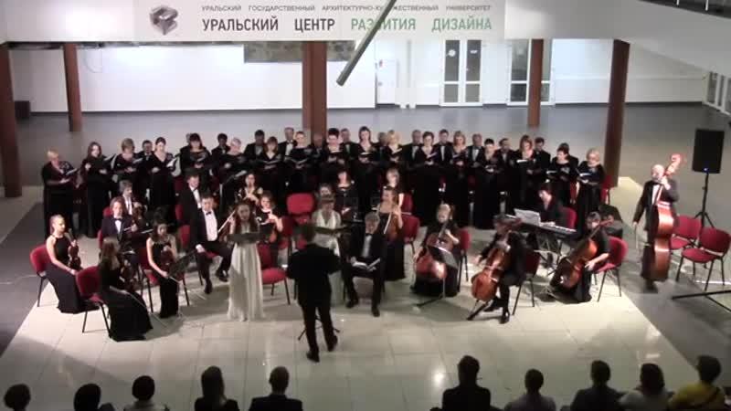 Концертное исполнение оперы Venus and Adonis Венера и Адонис Джона Блоу 21 10 2019