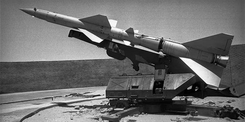 С-75 в Египте