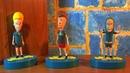 Обзор на фигурки Бивиса и Батт-хеда