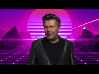 Thomas Anders - Cosmic Rider (Official Video) 2021