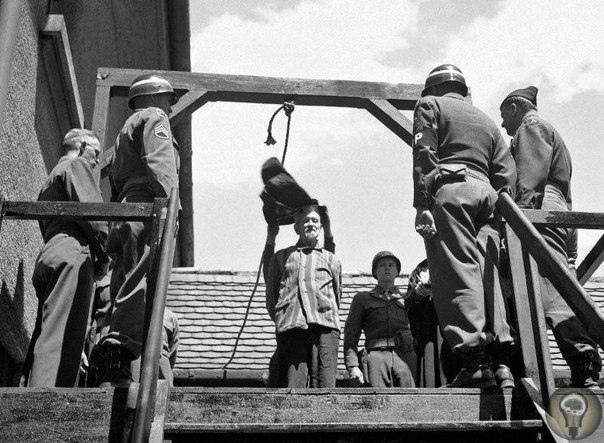 Бойня в Дахау: за что американцы убили 560 немецких пленных