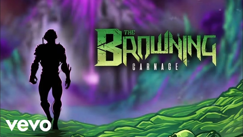 The Browning Carnage Feat Jake Hill