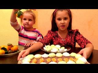🍰 🍰 🍰 Торт проще простого. 🎂 ТОРТИК на завтрак! Готовят дети. Очень простой рецепт!