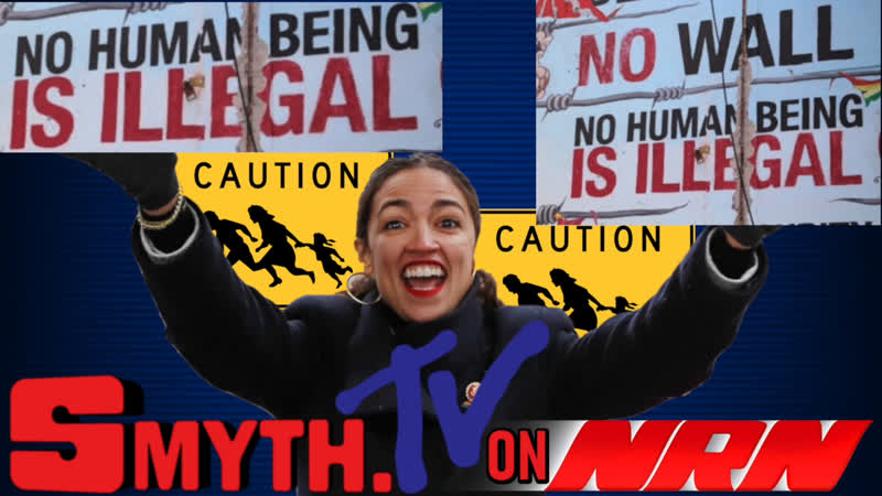SmythTV 7 2 19 TuesdayThoughts @AOC IS The Crisis Nike USAvENG