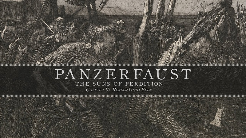 PANZERFAUST The Suns of Perdition Chapter II Render Unto Eden FULL ALBUM Official Audio