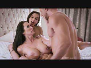Alina lopez, reagan foxx like mother, like daughter [all sex, hardcore, blowjob, threesome, creampie, artporn]