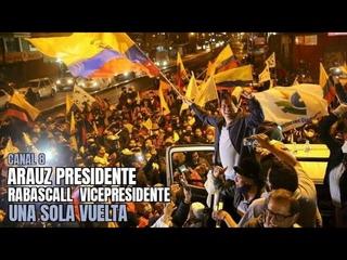 Ecuador - El binomio de la Esperanza listo para ganar el 2021
