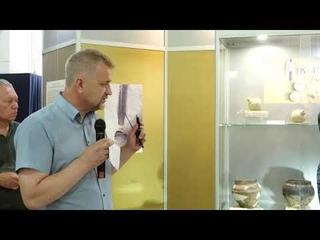 Открытие выставки «Археолог А.А. Калмыков: полевые исследования древних курганов Ставрополья»