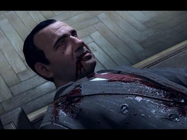 Mafia 2 Убийство Карло Фальконе