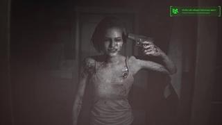 Немного не серьезный женский взгляд) Resident Evil 3 #1 Часть 1