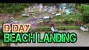 Paintball D DAY Beach Landing Tippmann Challenge commando paintball