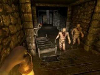 Побегаем от Монстров в Amnesia :D Part 2
