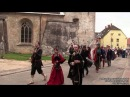 Livonijas svētki 2013 1 daļa Svētku gājiens cauri Cēsu pilsētai