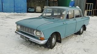 Москвич 408 ИЭ, обзор и история машины.