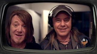 Kai Hansen's update from the studio